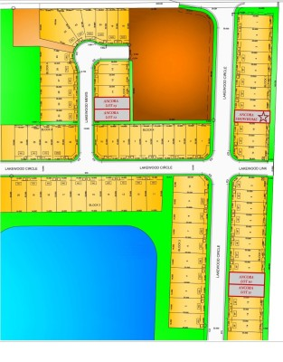 Lakewood Meadows Phase Lots